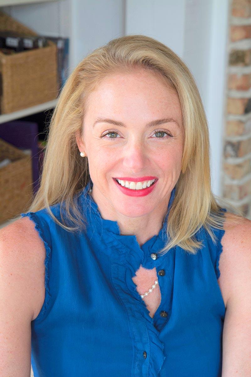 Alli Summerford, owner of dandelion marketing LLC