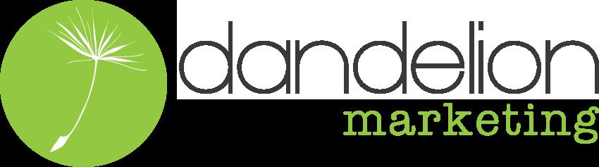 dandelion marketing color scheme