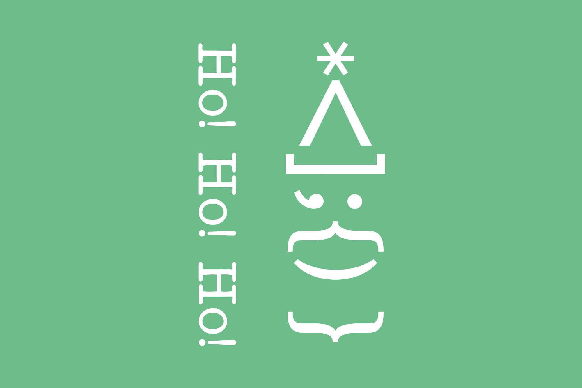 Ho! Ho! Ho! Happy Holidays from dandelion marketing!