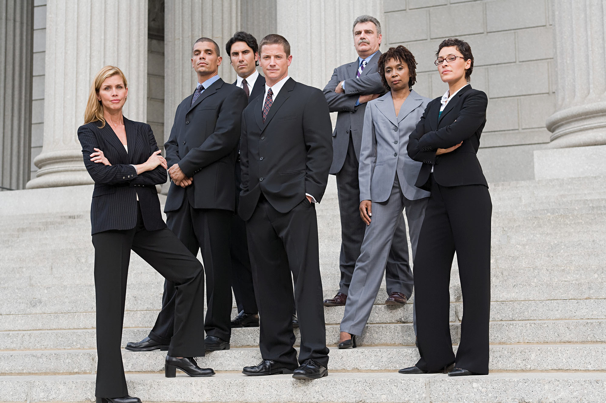 Bad example of a Law Firm photo