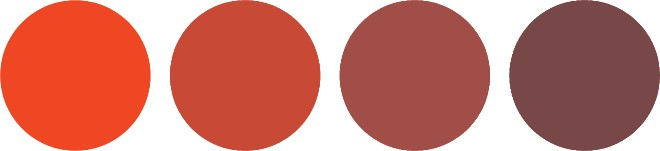 Tones are created by adding different amounts of grey to pure colors, making them less vibrant.