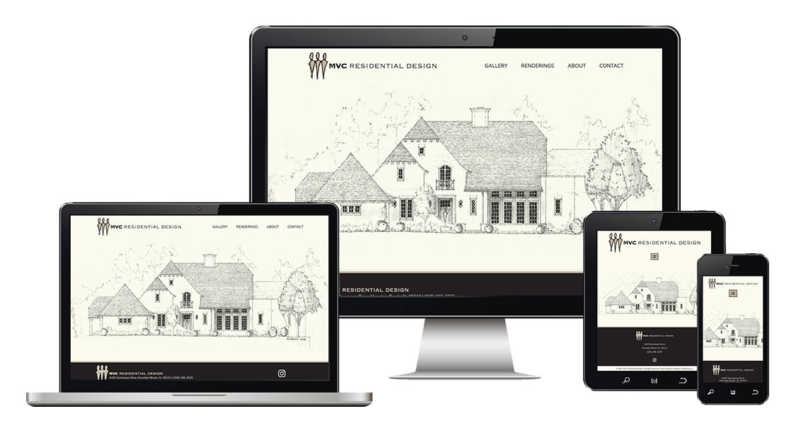 MVC Residential Design Launches New Site