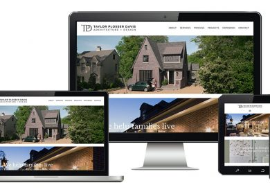 TPD Architect Redesigns Website